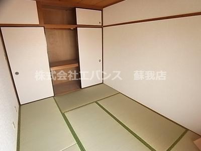 【寝室】寺町技研ビル