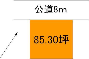 【土地図】東赤塚土地