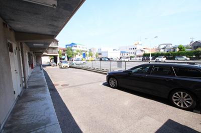 【駐車場】ファミリーハイツ舞子台