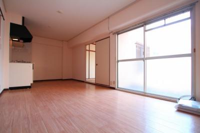 【居間・リビング】ファミリーハイツ舞子台