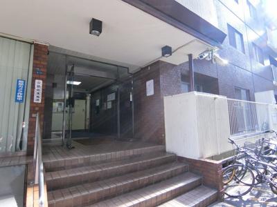 【エントランス】ノア新宿