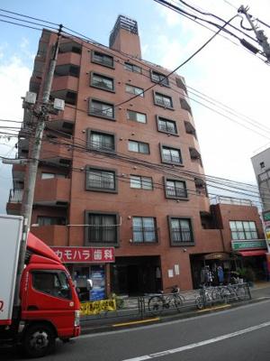 【外観】新宿サマリヤマンション