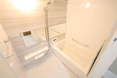 落ち着いた空間のお風呂です:リフォーム完了しました♪平日も内覧出来ます