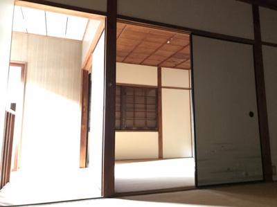 【内装】錦織1丁目貸家