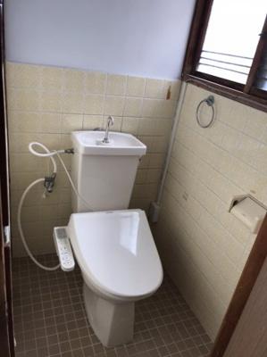 【トイレ】錦織① 貸家