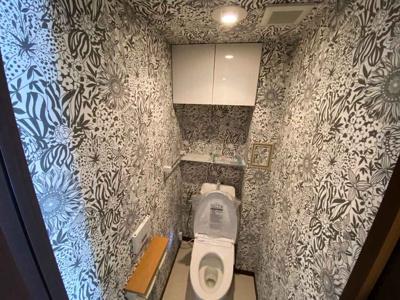 【トイレ】ネオコーポ大阪城公園二号館