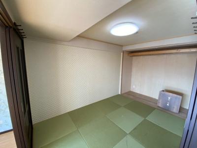 【和室】ネオコーポ大阪城公園二号館