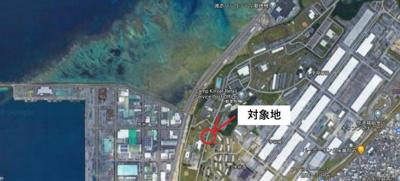 【外観】キャンプキンザ― ソミザ 軍用地 58倍