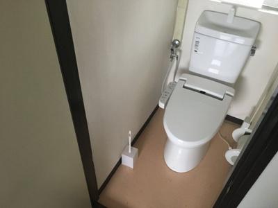 【トイレ】マンション御園