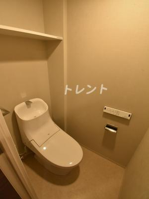 【トイレ】リビオメゾン勝どき