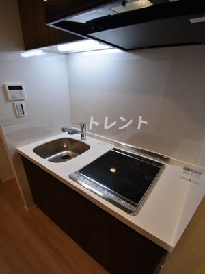 【キッチン】リビオメゾン勝どき