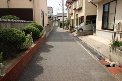【前面道路含む現地写真】松永町 中古戸建