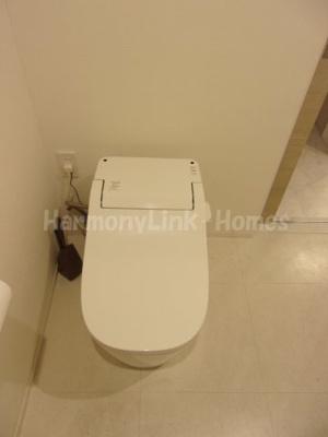 ストークメイジュのトイレ