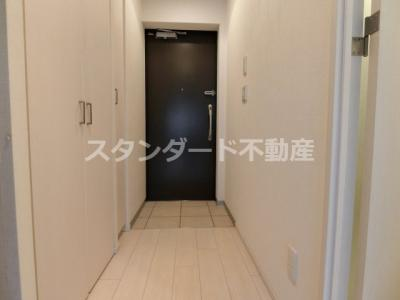 【玄関】エスキュート西天満