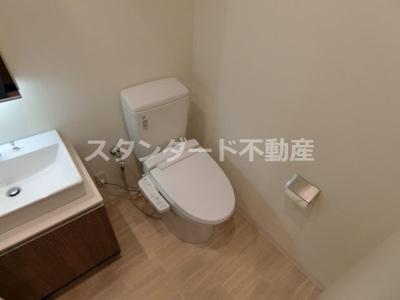 【トイレ】エスキュート西天満