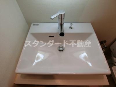 【独立洗面台】エスキュート西天満