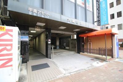 【エントランス】甲南アセット大開ビル