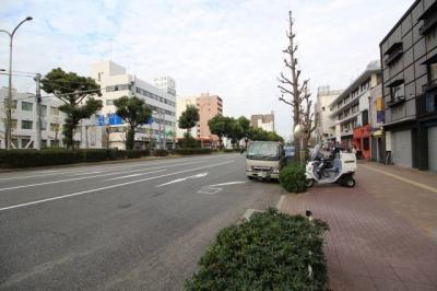 【周辺】甲南アセット大開ビル