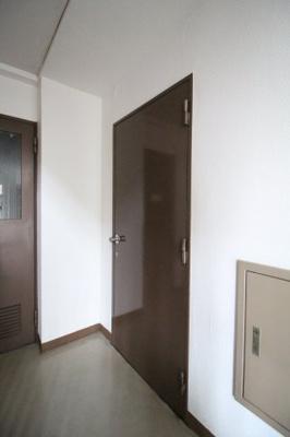 【玄関】甲南アセット大開ビル