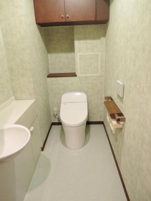 【トイレ】ウィング本牧