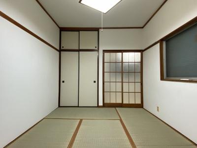 【居間・リビング】栗田荘