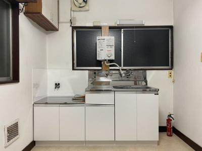 【キッチン】栗田荘