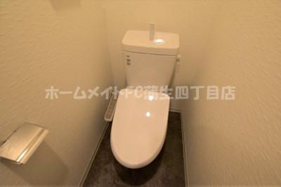 【トイレ】スプランディッド城北