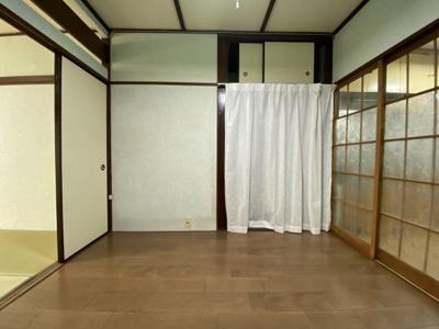【寝室】中島アパート