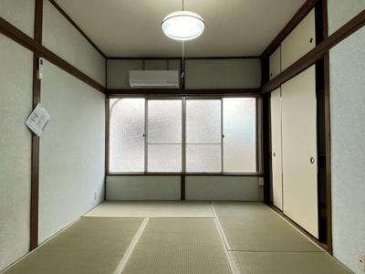 【和室】中島アパート