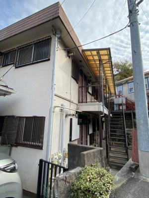 【外観】中島アパート