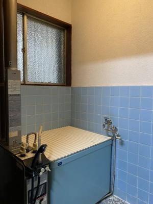 【浴室】中島アパート