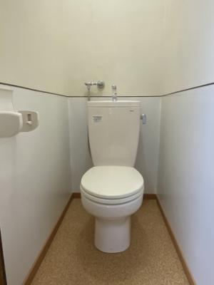 【トイレ】中島アパート