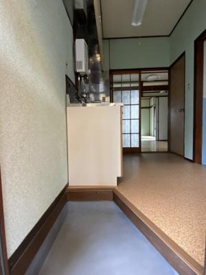 【玄関】中島アパート