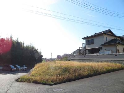 【外観】神戸市垂水区松風台1丁目 土地