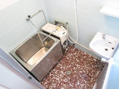【浴室】マンション宍戸