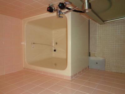 【浴室】長居第三ハイツ