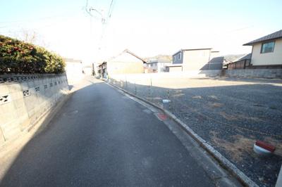 【前面道路含む現地写真】安芸郡熊野町城之堀4丁目