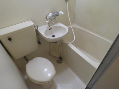 【浴室】スカイブルー