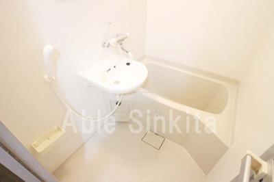 【浴室】セントラルパーク東三国