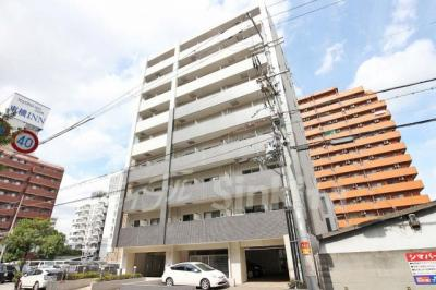 【外観】パークフラッツ新大阪