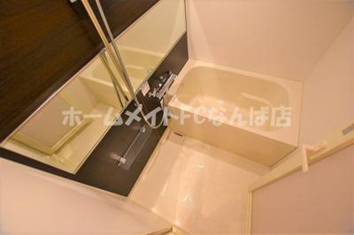 【浴室】TAKUTO STAY OSAKA BENTENCHO