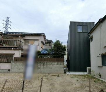 【外観】東大阪市新池島町1丁目新築一戸建