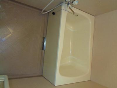 【浴室】ヴァンクール住吉