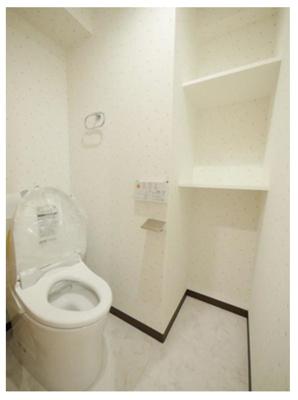 【トイレ】キャトル セゾン