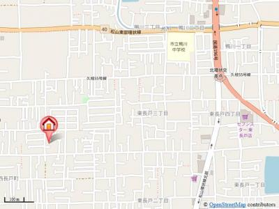 【地図】ウエストコートC