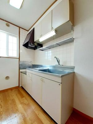 【キッチン】アメニティ長戸1