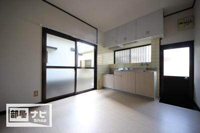 【居間・リビング】久万ノ台戸建 5号