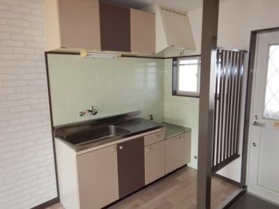 福島 エスパシオβ 1LDK キッチン