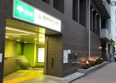 【周辺】ミッドガル西新宿