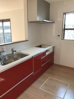 キッチン:当社施工例